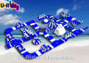 FWPK--018 Large Inflatable Water Park for Adults