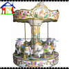 6 Seats Amusement Park Mechanical Horse Ride From Amigo Factory
