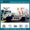 Sinotruck Cdw 6 Wheels 5 Cubic Meters Concrete Truck