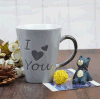 Cheap Ceramic Tea Cup Personalized Mug Coffee Mug with Love