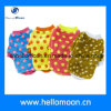 Patchwork Pattern Cute Blue Dog Clothes