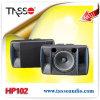 Plastic Loudspeaker Speaker Cabinet HP102 (CE, RoHS)