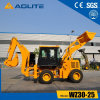 4WD Backhoe Wheel Loader Wz30-25 with 2500kg for Sale