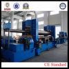 W11S-16X4000 Universal Top Roller Steel Plate Bending and Rolling Machine