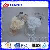Delicate Flower Decoration PVC Children′s Sandal (TNK35814)