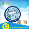 Customized Adorable Blue Dolphin Embroidery Patch