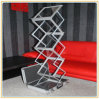 A4 Floor Standing Zig Zag Folding Literature Rack (E07B4)