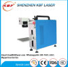 High Precision 3D Mini Fiber Laser Marking Machine for Metal Label / Stainless Steel /Plastic