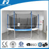 14FT Premium Colourful Trampoline with Enclosure