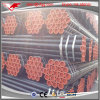 ASTM A53 Gr. B Black Painted ERW Carbon Steel Pipes/ Ms Steel Pipe