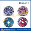 Diamond Tools Soft Body Diamond Cup Wheel for Marble and Granite