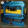 PPGI Roofing Tile Profile Making Cold Roll Forming Machine