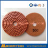 Wet Polishing Pads Diamond Tools Polishing Stone and Marble