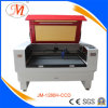 Embroidering Cutting Machinery with 80W/100W/130W Optional Power (JM-1280H-CCD)