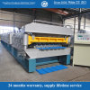 Improve Structure Double Layer Metal Roll Forming Machine