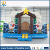 New Products Inflatable Christmas House, Inflatable Bouncy Castle