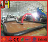 Giant Inflatable Race Track Go Kart Racing Track