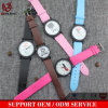 Vs-695 Creative Personality Minimalist Leather Normal Watch Men and Women Couple Watch Smart Mini Relogio Masculino
