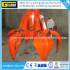 6m3 Hydraulic Garbage Orange Peel Grab for Overhead Crane
