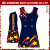2017 Sexy Wholesale Cheap Women Sublimation Printing Custom Made Netball Dress (ELTNBJ-48)