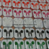 Customize Color Stereo in-Ear Earphone and Earphone Case