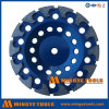 T-Segmented Diamodn Cup Wheel for Floor Grinder