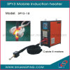 Spy3-18 Mobile Induction Heating Machine