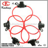 Custom Fuse Holder Car Truck Boat RV Copper Wire Harness