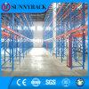 Warehouse Storage Selective Metal Shelving