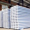 Sea Blue Roof Panels PU Sandwich Panels