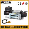 8288lbs Fast Line Speed Winch with ISO