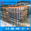 Q235B Steel Heavy Duty Warehouse Drive-in Pallet Rack