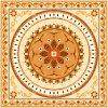 Pattern Design Series Carpet Flooring Tile 1200*1200mm