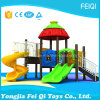 Quality Assurance Community Parks Large Outdoor Plastic Slides Kindergartens Toys Entertainment Equipment