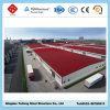 Prefabricated Steel Frame Structure Building / Warehouse