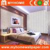 Wallcovering Italian Vinyl Wallpaper White for Living Room
