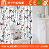 Colorful Design PVC Vinyl Wallpaper for Building Material