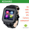 Android Watch Mobile Phone and Bluetooth Watch