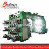 Aluminum Foil Flexo Printing Machine for Laminator to Plastic