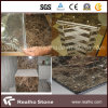 China Light Emperador Marble and Aluminium Honey Comb Tiles