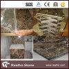China Light Emperador Marble and Aluminium Honey Comb Tiles