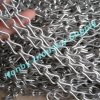 Customized 12mmm Bright Brown Aluminuen Chain Screen