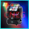 Min 9X10W LED Moving Head Magic Panel Light