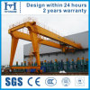 Bmh Type Outdoor Semi Gantry Crane Electric Hoist