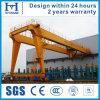 Bmh Type Outdoor Semi Gantry Crane Electric Hoist