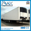 Tri Axles 55-75cbm Refrigerated Van Semi-Trailer/Refrigerated Trailer