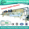 Semi-Servo Sanitary Towels Machine Manufacture (HY600-HSV)