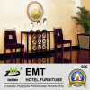 Special Wooden Style Flower-Stand Hotel Console Table with Chair (EMT-CA24)