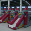 PVC Inflatable Bouncer with Blower for Children