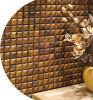 Round Shape Copper Made Wall Used Mosaic (CFM1022)